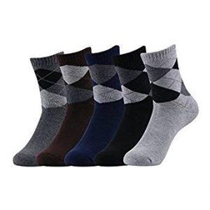 Tipos de calcetines para hombres