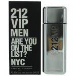 Perfume hombre Carolina Herrera 212 Vip