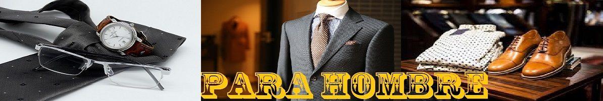 Tienda Online de Ropa y Artículos para Hombres